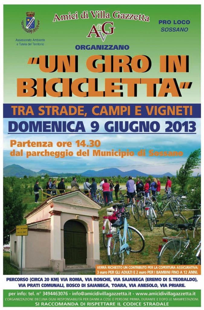 Biciclettata 9 giugno