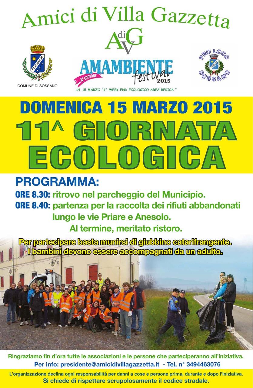 Gioranta Ecologica 15 Marzo